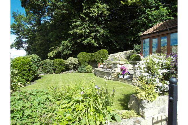 Garden of Hillside, Sheffield S25