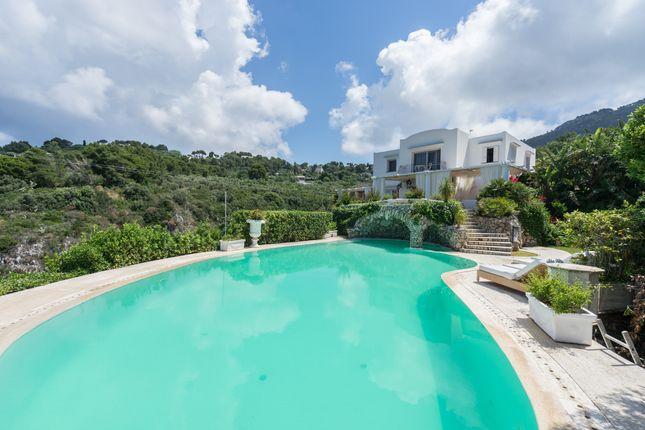 Thumbnail Villa for sale in Via Cannula, Anacapri, Naples, Campania, Italy
