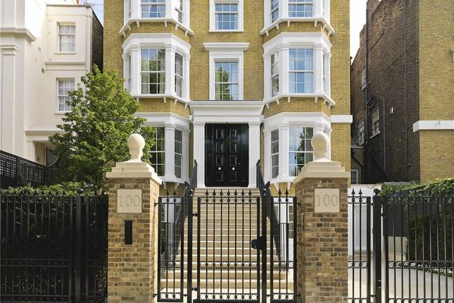 Thumbnail Detached house to rent in Hamilton Terrace, St Johns Wood, London