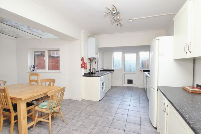 Thumbnail Terraced house to rent in Southcote Road, Bournemouth