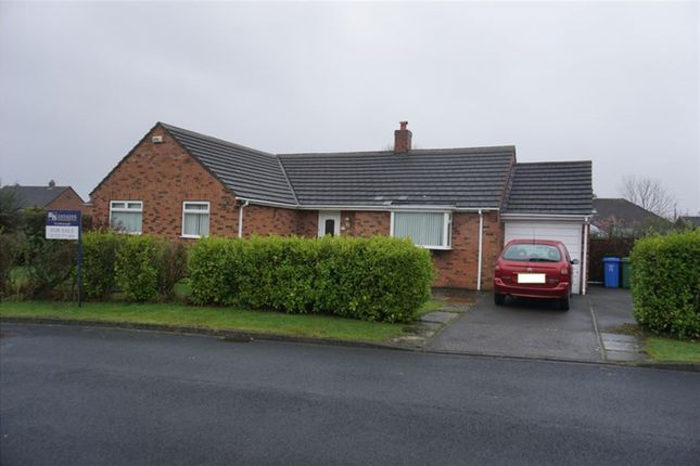 Thumbnail Detached bungalow for sale in Leppington Drive, Scarborough, North Yorkshire