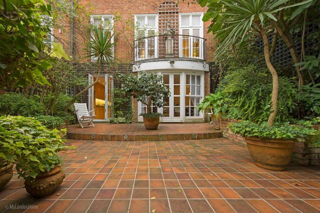 Thumbnail End terrace house for sale in Moncorvo Close, Knightsbridge, London