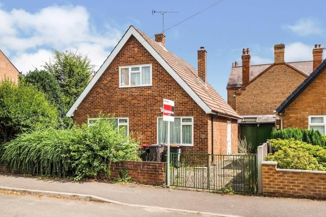 Thumbnail Bungalow for sale in Imperial Road, Beeston, Nottingham, Nottinghamshire