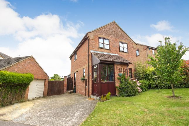 Thumbnail Detached house for sale in Fletcher Way, Acle, Norwich