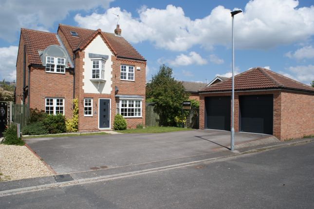 Thumbnail Detached house for sale in Village Garth, Wigginton, York