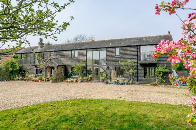 Thumbnail Barn conversion for sale in Countryman Lane, Shipley, Horsham, West Sussex