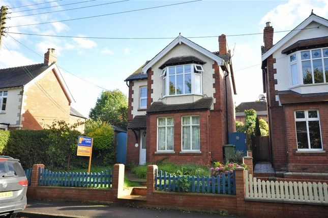 Thumbnail Detached house for sale in Rodborough Avenue, Stroud