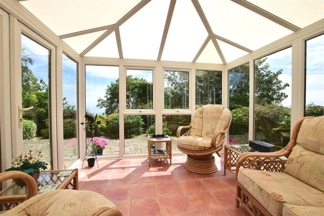 Conservatory of Maples Drive, Bonchurch, Isle Of Wight PO38