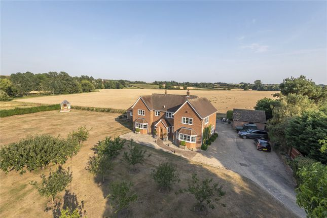 Thumbnail Detached house for sale in Church Lane, Layham, Ipswich