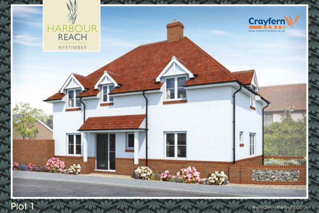 Thumbnail Detached house for sale in Pagham Road, Nyetimber