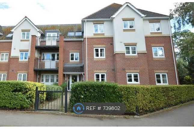 Thumbnail Flat to rent in Ashdown House, Chandler's Ford, Eastleigh