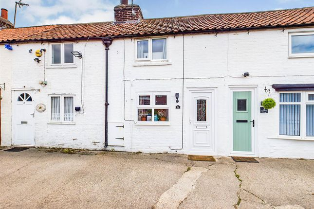 1 bed terraced house for sale in North Back Lane, Kilham, Driffield YO25