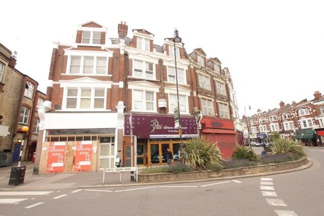 Thumbnail Flat to rent in Athenaeum Place, Muswell Hill