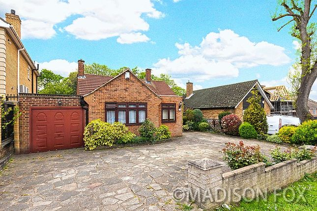 Thumbnail Detached bungalow for sale in Tomswood Road, Chigwell