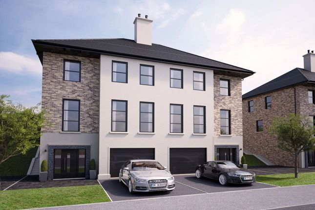 Thumbnail Detached house for sale in Hilltops, Magheralave Road, Lisburn