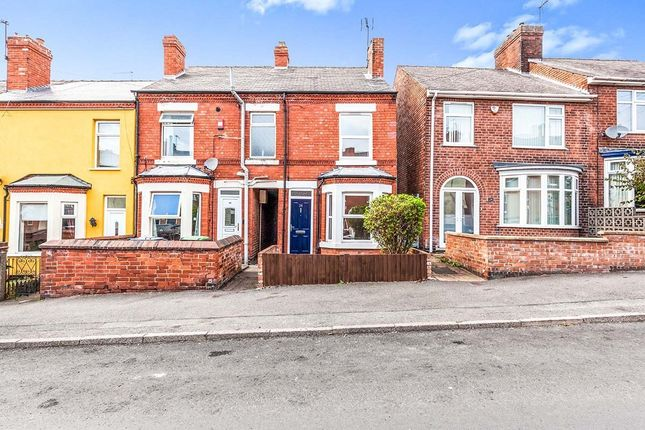 2 bed end terrace house to rent in Queens Road North, Eastwood, Nottingham NG16