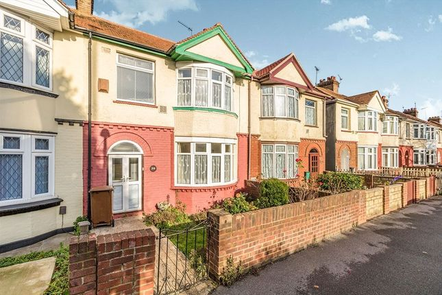 Thumbnail Terraced house for sale in South Avenue, Gillingham