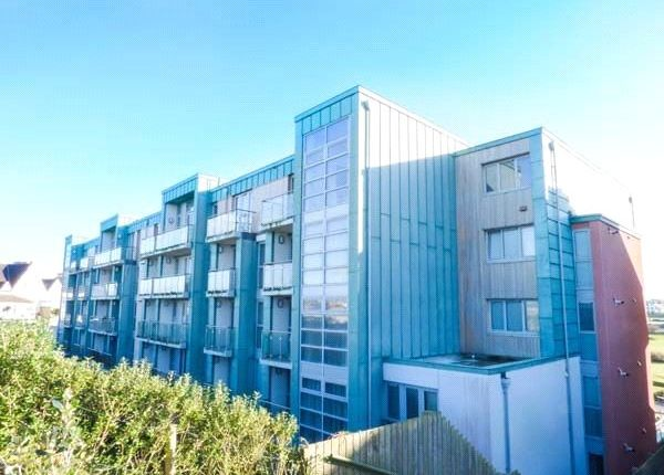 Thumbnail Flat for sale in Zinc, Headland Road, Newquay