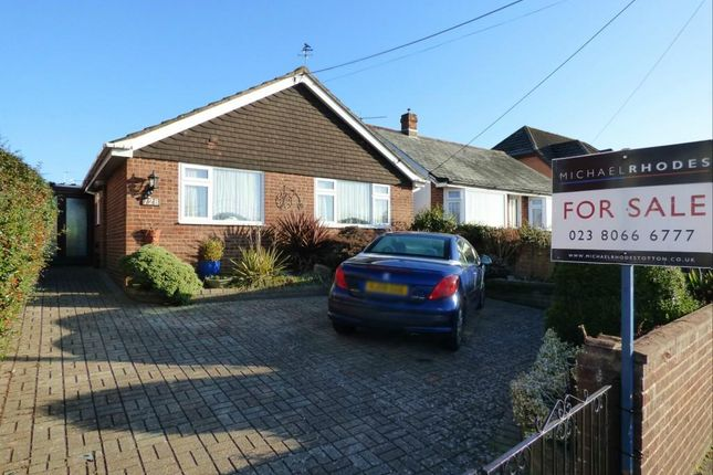 Thumbnail Detached bungalow for sale in Water Lane, Totton