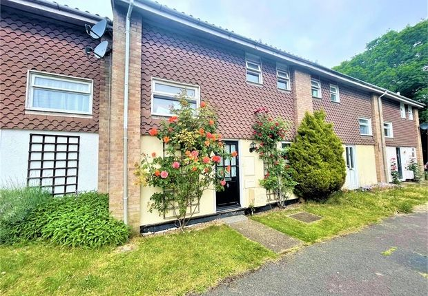 2 bed terraced house for sale in Russell Court, Rowan Close, Guildford, Surrey GU1