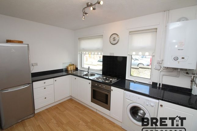 Thumbnail Semi-detached house to rent in Cromwell Road, Milford Haven