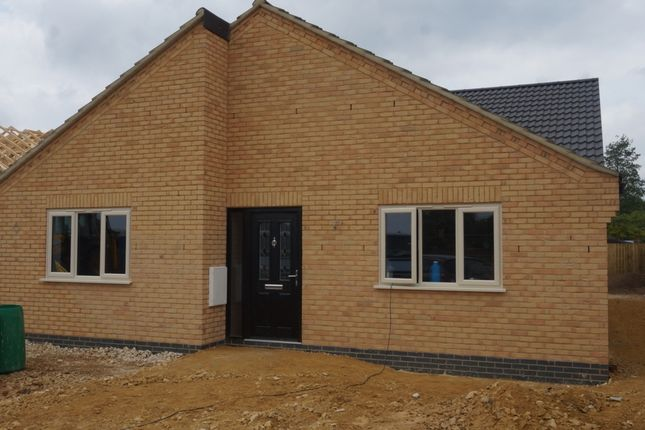 Thumbnail Bungalow for sale in Drybread Road, Whittlesey
