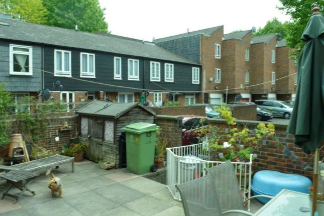 Thumbnail Terraced house to rent in Draco Street, London