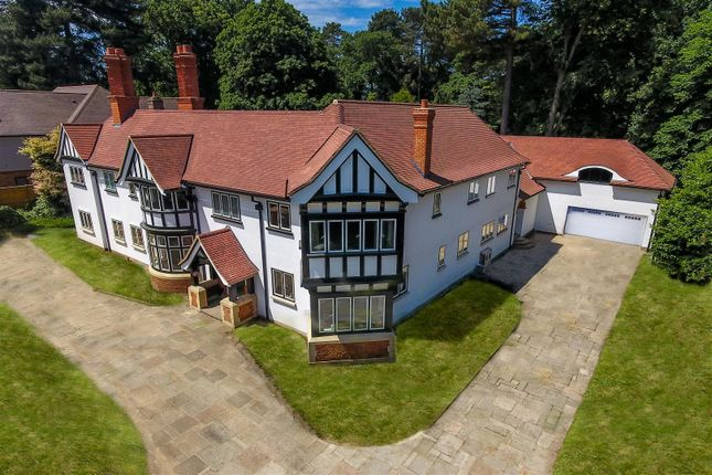 Detached house for sale in Holwood Park Avenue, Orpington