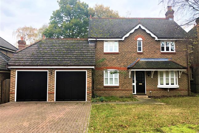 Thumbnail Property to rent in Mallards Way, Lightwater