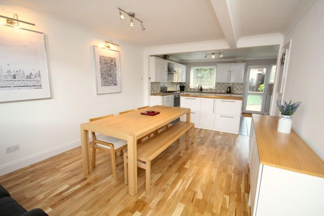Thumbnail Town house for sale in Mayfield Gardens, Brentwood