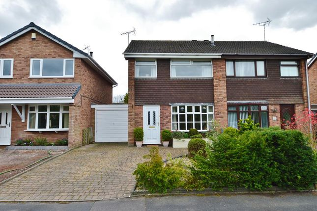 2 bed semi-detached house for sale in Melbourne Crescent, Stafford