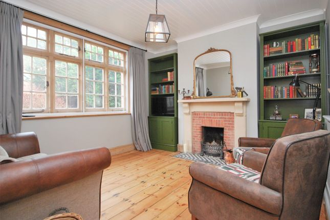 Thumbnail Semi-detached house to rent in Mill End, Hambleden, Henley-On-Thames