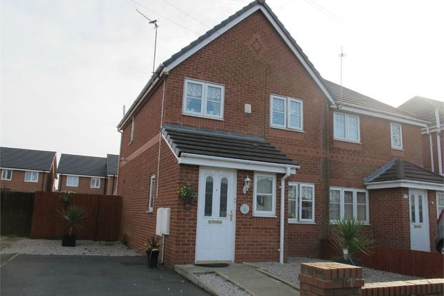 Thumbnail Semi-detached house for sale in Waterpark Drive, Liverpool, Merseyside