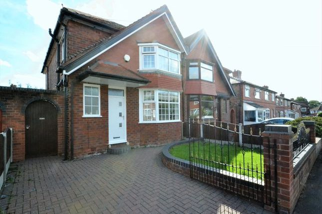 Thumbnail Semi-detached house to rent in Branksome Drive M6, Salford