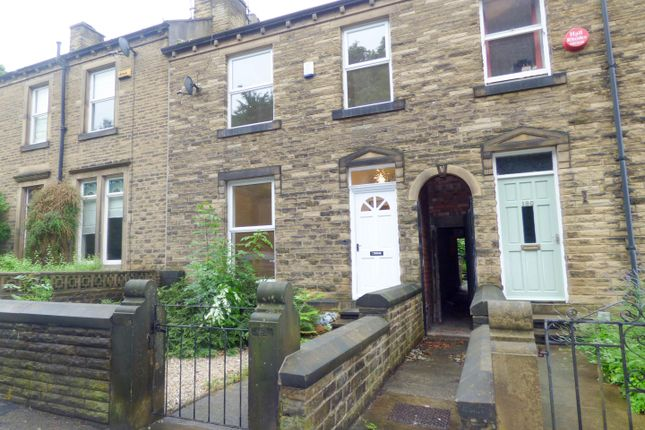 Thumbnail Terraced house for sale in Somerset Road, Huddersfield