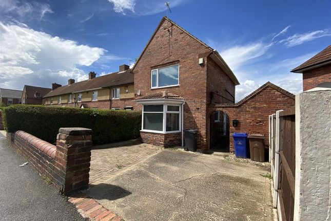 3 bed semi-detached house to rent in Briton St, Thurnscoe, Rotherham S63