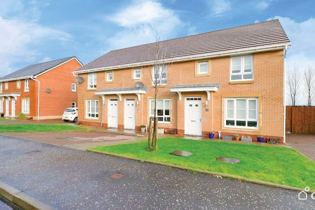 Thumbnail Terraced house for sale in Martyn Grove, Cambuslang, Glasgow