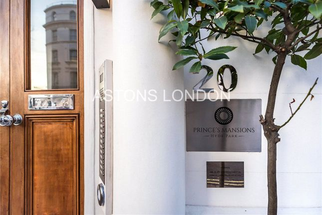 Thumbnail Flat for sale in Princes Mansions, Princes Square, Notting Hill, London