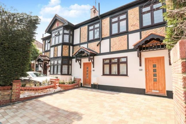Thumbnail Maisonette for sale in Larkshall Road, London