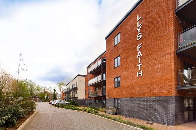 Thumbnail Flat for sale in Llys Faith Ilex Close, Llanishen, Cardiff.