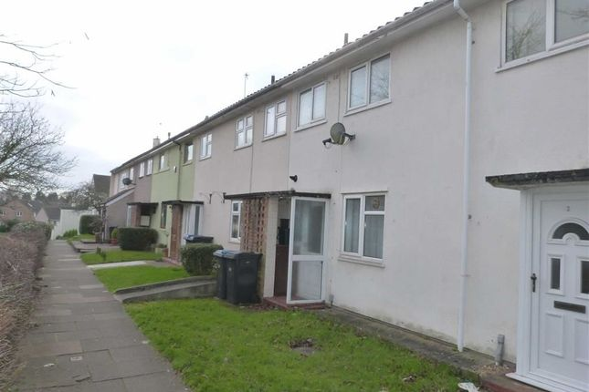 Thumbnail Terraced house to rent in Ryecroft, Harlow, Essex