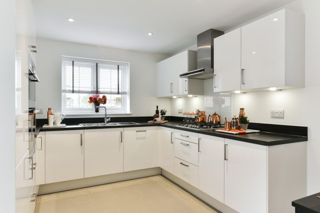 Thumbnail End terrace house for sale in The Sombourne, Hermitage Lane, Maidstone