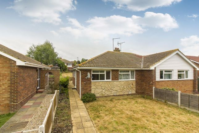 Thumbnail Semi-detached bungalow for sale in Woodrow Chase, Herne Bay
