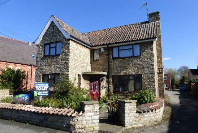 Thumbnail Detached house to rent in High Street, Waddington, Lincoln