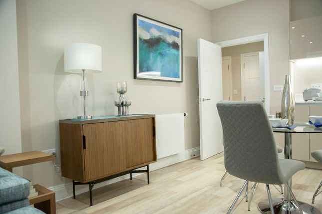 Thumbnail Flat for sale in Montmorency Park, London