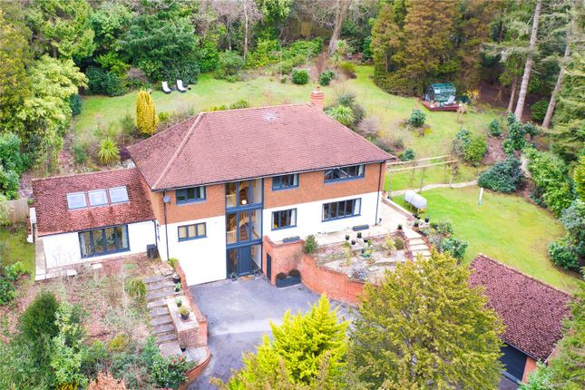 5 bed detached house for sale in Midhurst Road, Haslemere, Surrey GU27
