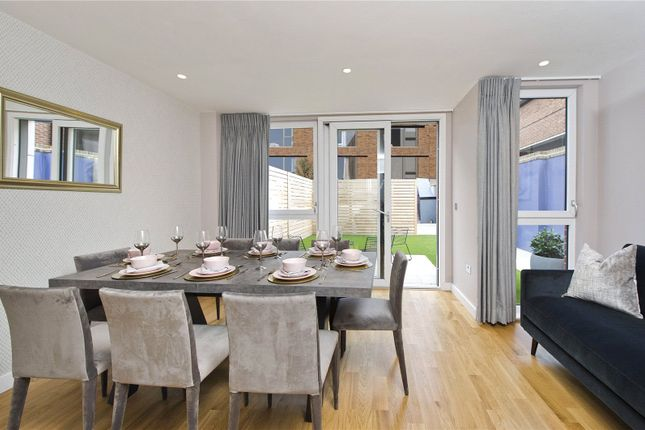 Thumbnail Detached house for sale in Clapham Road, Stockwell