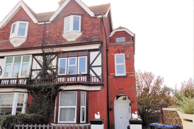 Thumbnail Flat to rent in Gordon Grove, Westgate-On-Sea