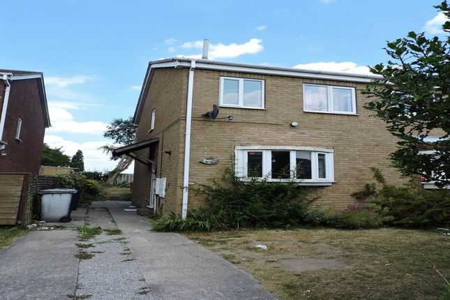 Thumbnail Semi-detached house to rent in Pagnell Avenue, Thurnscoe, Rotherham