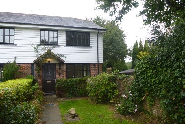 Thumbnail Semi-detached house to rent in Blenheim Fields, Forest Row, East Sussex